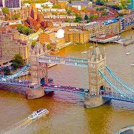 Bridge by Iman S - Buildings & Architecture Bridges & Suspended Structures