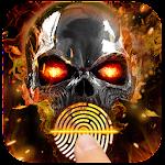 Skull fingerprint style lock screen for prank 9.3.0.2034_master