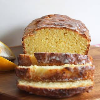 Lemon and Ricotta Loaf.