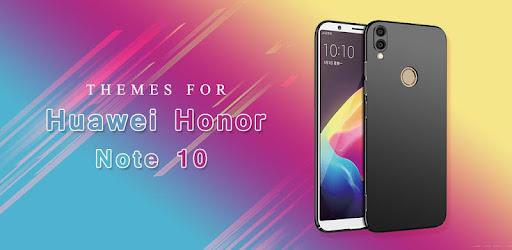 Theme for Huawei Honor Note 10 - Google Play'de Uygulamalar
