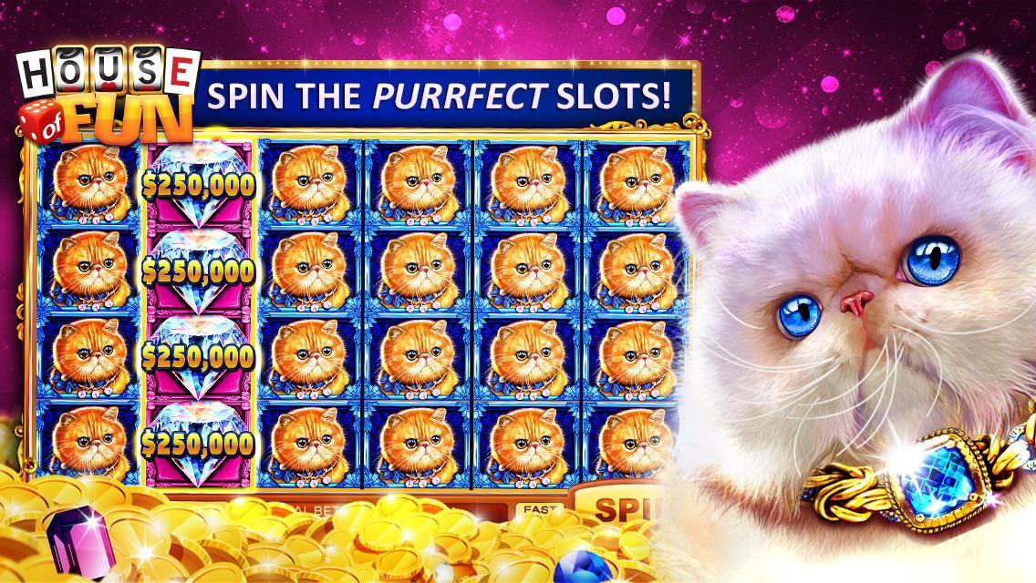 Slots - House of Fun! Play Now - screenshot