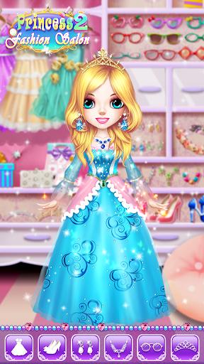 Princess Makeover Salon 2  screenshots 7