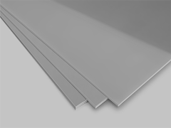 Vaquform Forming Sheets ABS - Gray - 10 pack - 2.00mm