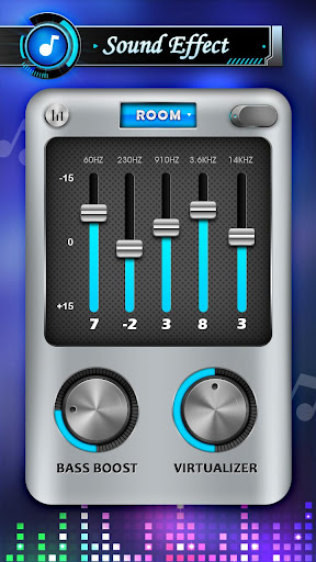EQ & Bass Booster Pro – metal v1.3.4 [Paid]