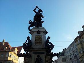 Photo: Herkulesbrunnen