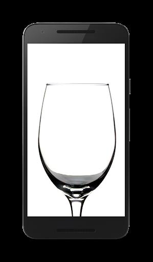 赤ワイン 3 D ビデオ