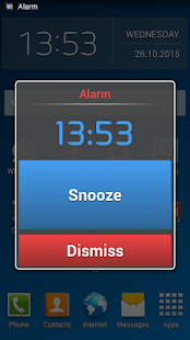 Talking Alarm Clock- screenshot thumbnail