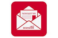 Angebot für scondoo Newsletter im Supermarkt - Scondoo