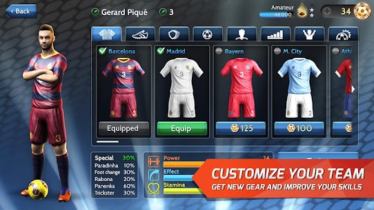 Final kick 2020 Best Online football penalty game App Latest Version Download For Android and iPhone 5