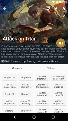 Manga Master – Best manga reader - screenshot
