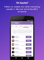 Screenshot of Hippily : Fashion Shopping App