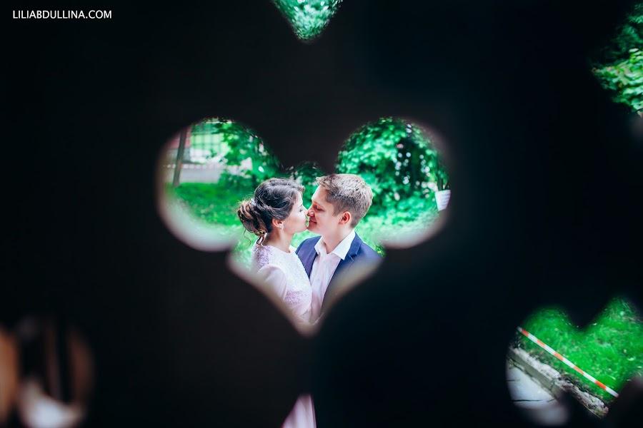 Свадебный фотограф Лилия Абдуллина (liliphoto). Фотография от 06.07.2016