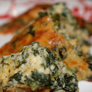 Cheesy Spinach Bites
