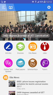 Campus: For Pakistani Students- screenshot thumbnail