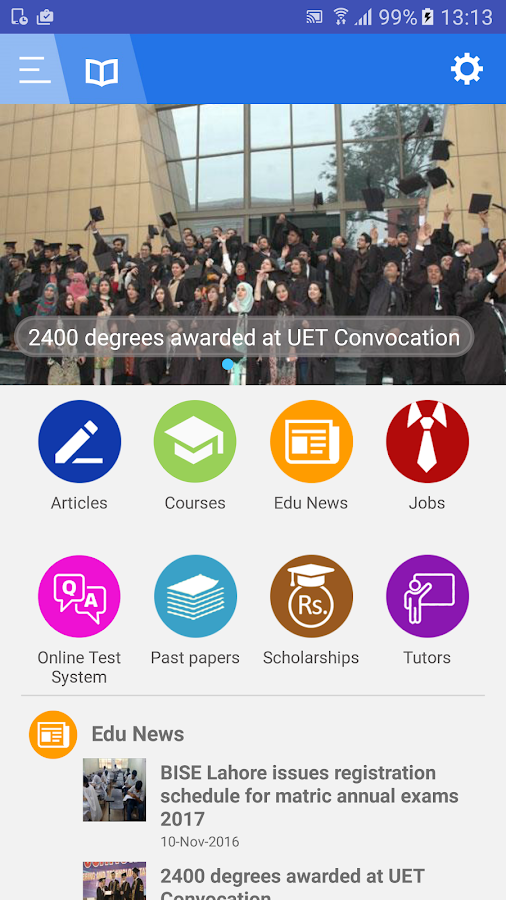 Campus: For Pakistani Students- screenshot