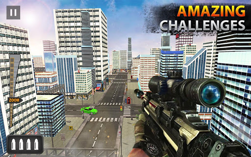 New Sniper Shooter: Free offline 3D shooting games apkpoly screenshots 13