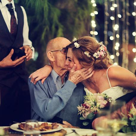 Wedding photographer Manuel Orero (orero). Photo of 12.01.2018