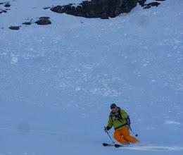 Photo: Derek in the Combe du Signal