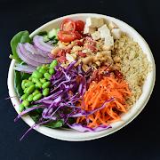 Ginger Lover Salad