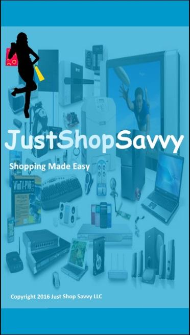 Just Shop Savvy - Shop Easy- screenshot