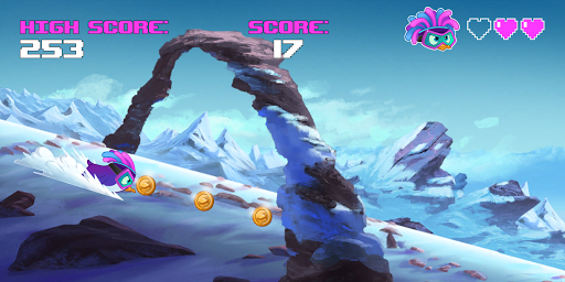 Super Ice Slider™ - screenshot
