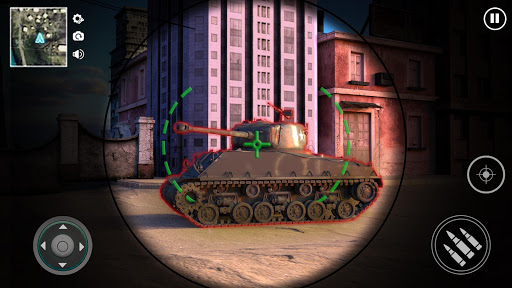 Modern Army Tank War Machine -Tank Shooting Games 13 de.gamequotes.net 4