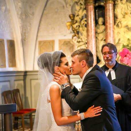 Wedding photographer Vladimir Khoffart (Waldi). Photo of 14.09.2015