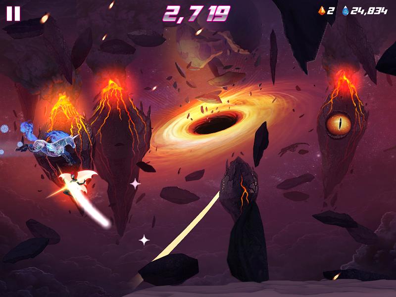 Robot Unicorn Attack 2 Screenshot 7