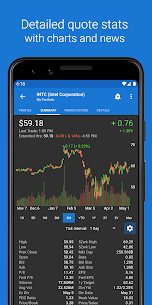 My Stocks Portfolio & Widget 2.619 Mod APK Download 2