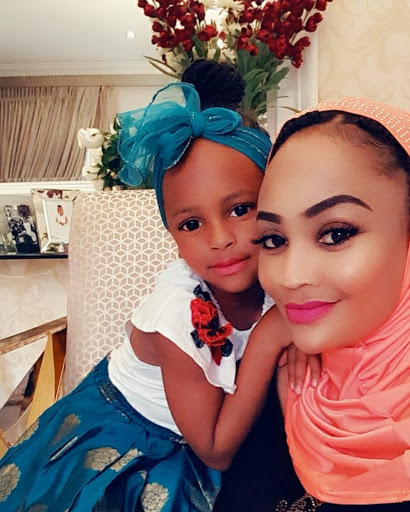 Too mature for her age: Princess Tiffah's prayers that has won many hearts