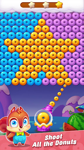 Bubble Shooter Cookie apkmr screenshots 1