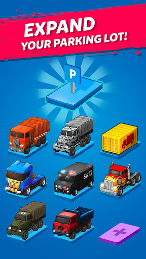 Merge Truck: Grand Truck Evolution Merger game apkmr screenshots 10