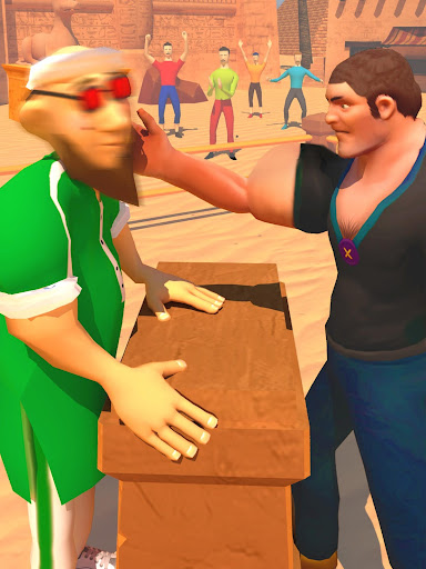Slap Fight -Face Slap Competition Master Slap Game APK MOD screenshots hack proof 2