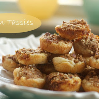 Pecan Tassies - My Favorite Christmas Cookie