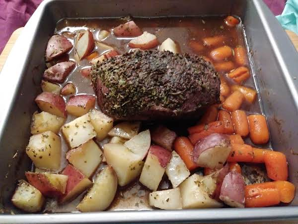 My New Pot Roast