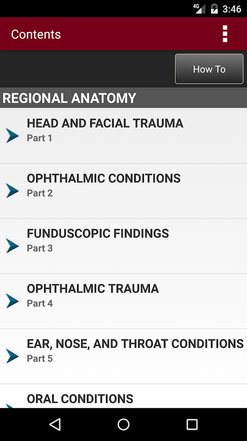 Atlas of Emergency Medicine 4E- screenshot