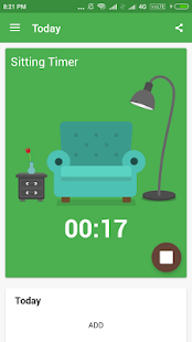 SitHealth:Step Up Off Couch- screenshot thumbnail