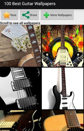100 Best Guitar Wallpapers