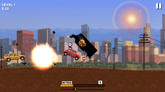 Death Chase Nitro MOD (Unlimited Money) 1