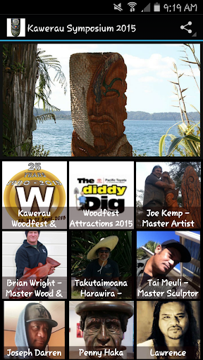 Kawerau Symposium 2015