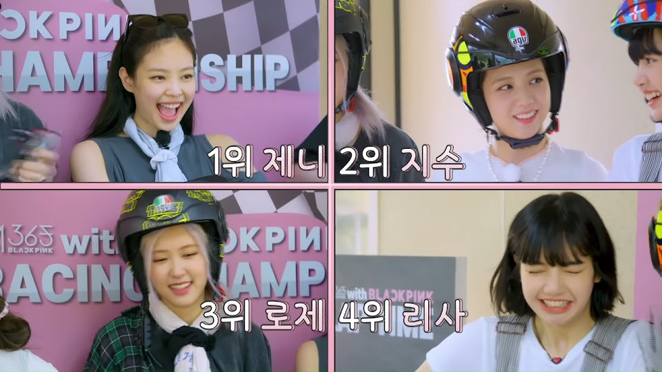BLACKPINK - '24_365 with BLACKPINK' EP.8 0-42 screenshot