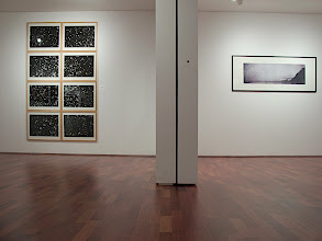 Photo: © Olivier Perrot  The Museum of Photography, Seoul  Groupe Novembre 8 Photogrammes de pluie