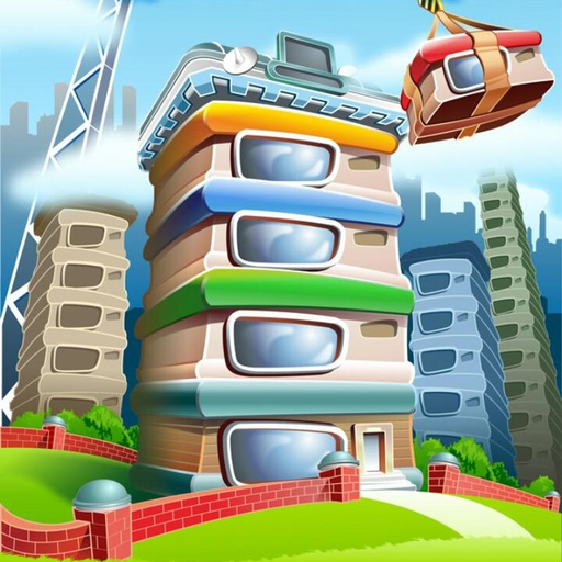 Небоскребы-Построй свой Город (game)