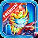Superhero Armor: City War - Robot Fighting Premium icon