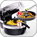 200+ Simple Hot Air Fryer Recipes🍤🍮🍩🍹 icon