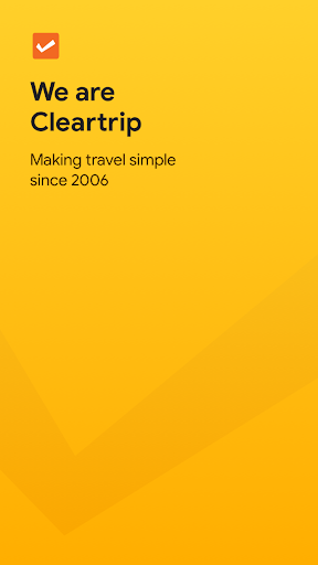 Download Cleartrip - Flights, Hotels, Train Booking App on
