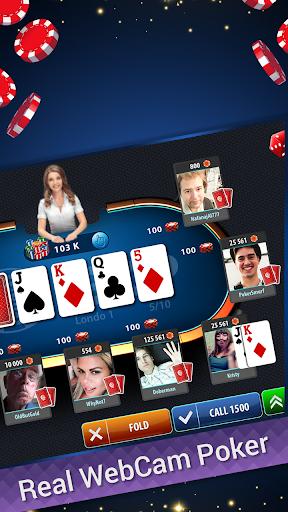WebCam Poker Club: Holdem, Omaha on Video-tables 1.6.4 1