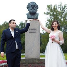 Wedding photographer Alina Sysoenko (AlinaWave). Photo of 04.10.2017