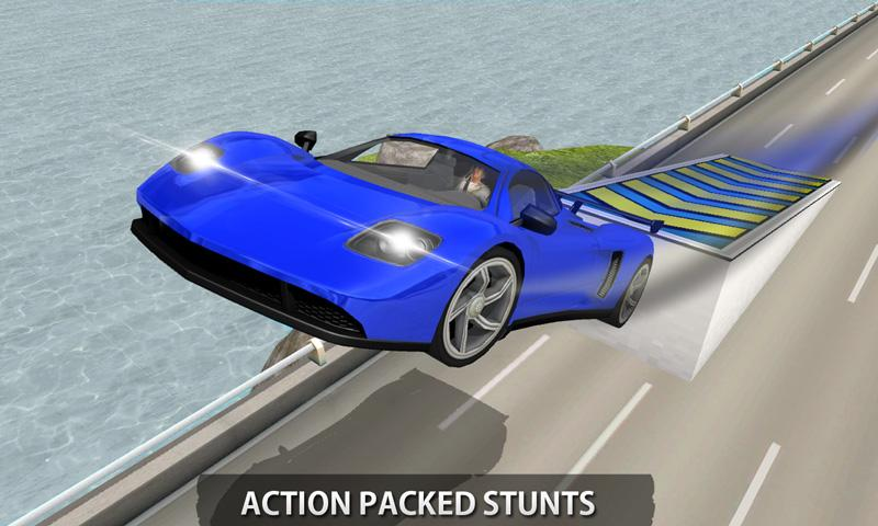 GT Muscle Car Stunt Driver: Extreme Drifting Game- screenshot