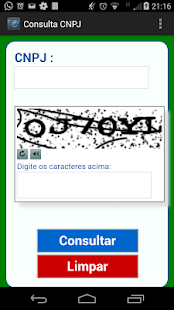 Consulta CNPJ- screenshot thumbnail